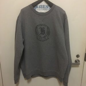 Never worn Brooks Brothers sweatshirt